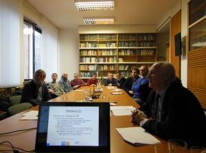 Final Workshop in Slovakia